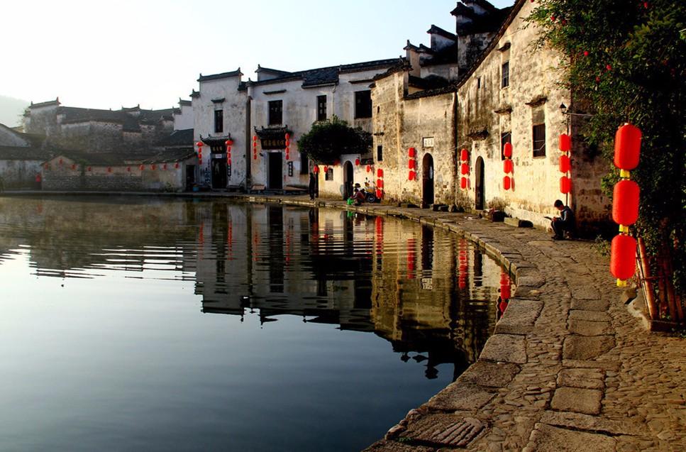 黟县宏村镇